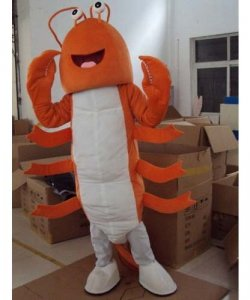 Strój reklamowy - Krab Deluxe