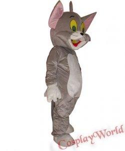 Chodząca żywa duża maskotka - Kot Tom
