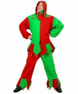 Profesjonalny strój klauna - Nadworny Błazen