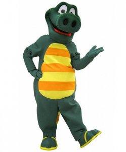 Strój chodzącej maskotki - Krokodyl 7