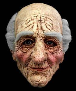Maska lateksowa - Rencistka