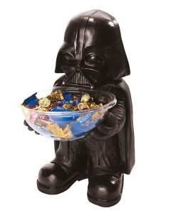Ozdoba - Stojak na słodycze Star Wars Darth Vader 50 cm