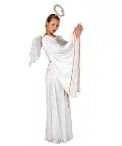 Kostium świąteczny - Anioł Deluxe