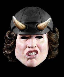 Maska lateksowa - AC/DC Angus Young