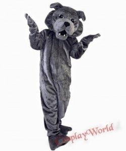 Strój chodzącej maskotki - Pies Shar Pei