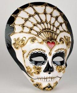 Maska wenecka - Liberty Bella Morte