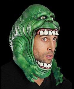 Maska lateksowa - Ghostbusters Slimer
