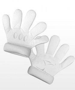 Rękawiczki - Cartoon Super Mario