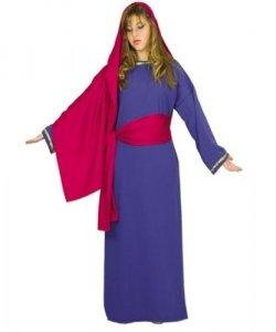 Kostium świąteczny - Maryja