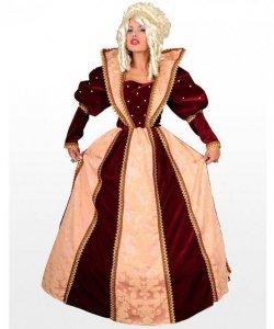 Kostium teatralny - Madam Pompadour