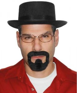 Akcesoria do kostiumów - Breaking Bad Heisenberg Set