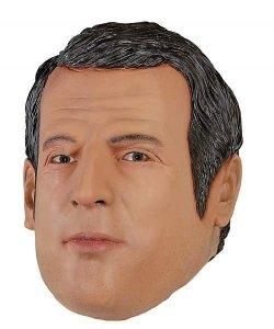 Maska lateksowa - Prezydent Marcon