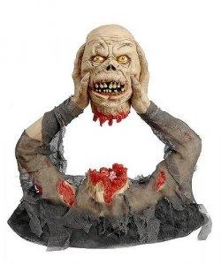 Dekoracja na Halloween - Odcięta Głowa