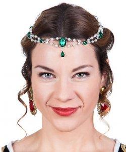 Ozdoba na włosy - Królowa Elfów II