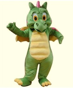 Strój reklamowy - Dinozaur Nemo