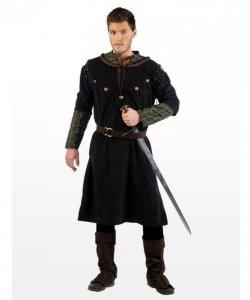 Kostium teatralny - Średniowieczny Giermek