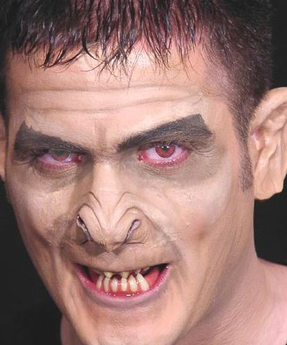 Sztuczny nos - Nos potwora