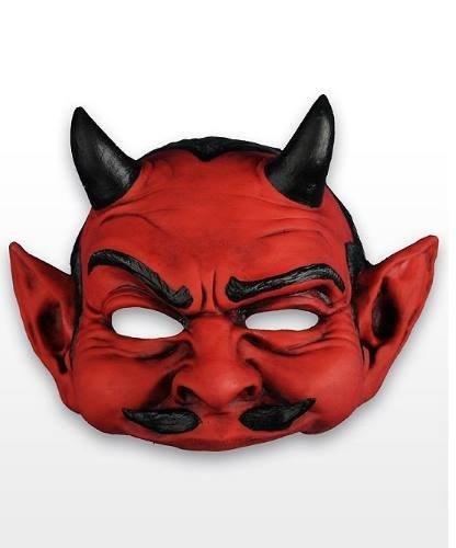Maska lateksowa - Mefisto
