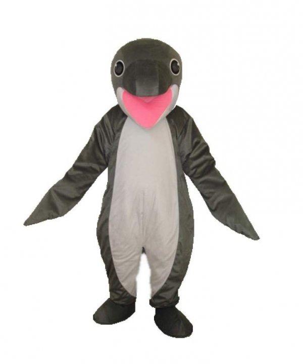 Strój szarego pingwina