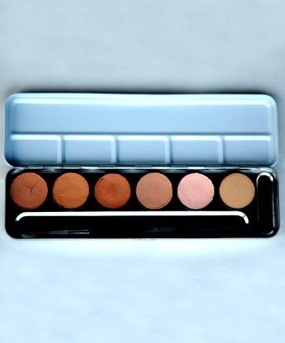 Paleta z farbami do charakteryzacji - Odcienie skóry