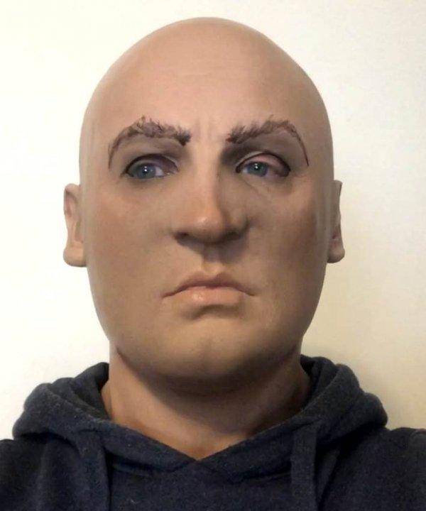 maska mężczyzny