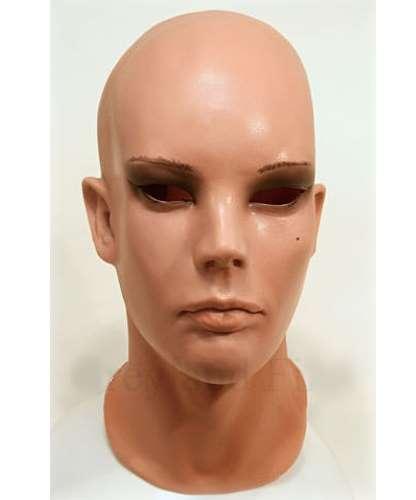 Maska Lolita od przodu