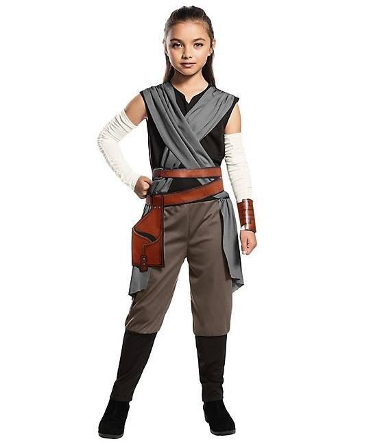Kostium dla dziecka - Star Wars 8 Rey