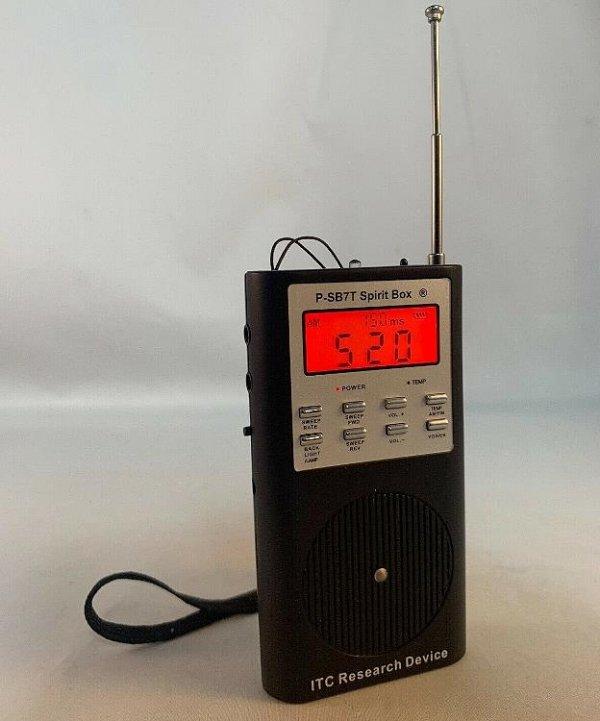 Radio duchów P-SB7T najnowsza wersja 2021