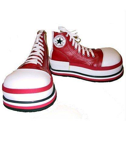 Profesjonalne buty klauna - Model 7