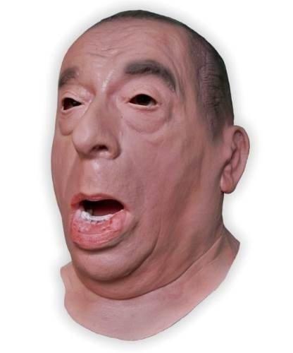 Maska lateksowa - Guverner Ils