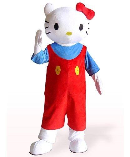 Strój reklamowy - Kitty Ogrodnik