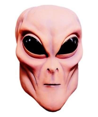 Maska lateksowa - UFO
