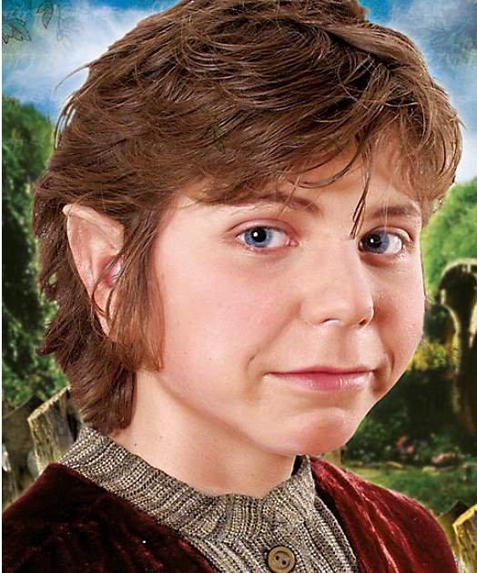 Sztuczne uszy - Uszy Hobbita