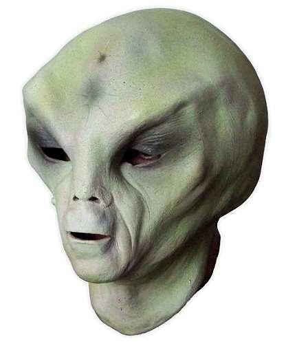 Maska lateksowa - UFO X4