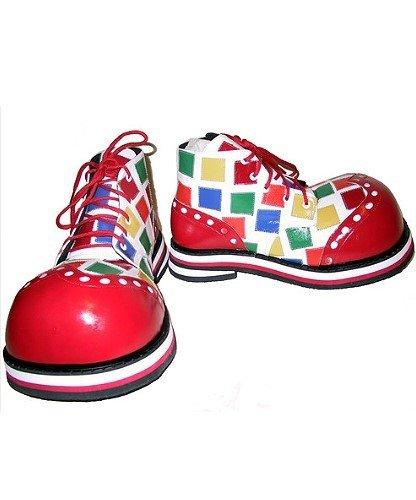 Profesjonalne buty klauna - Model 36