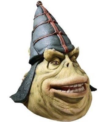 Maska lateksowa - Star Wars Boss Nass