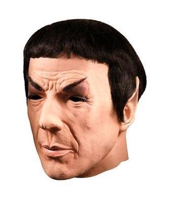 Maska lateksowa - Star Trek Spock