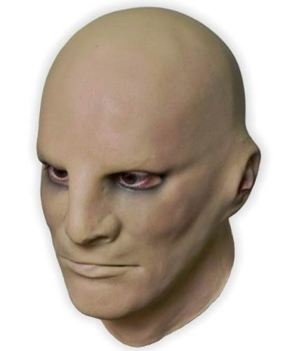 Maska lateksowa - Zielona Maska