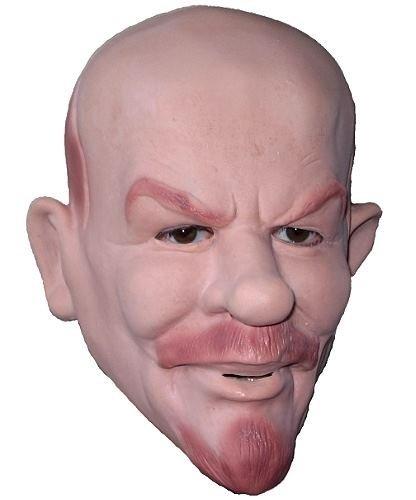 Maska lateksowa - Lenin