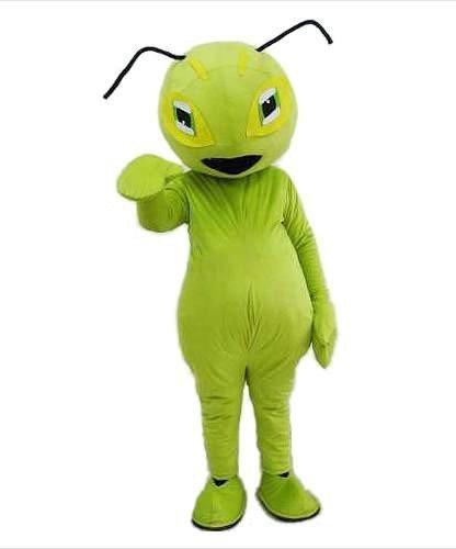 Strój reklamowy - Mrówka zielona