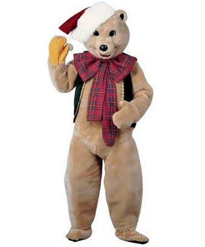 Chodząca maskotka - X-mas Teddy Bear
