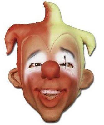 Maska lateksowa - Joker