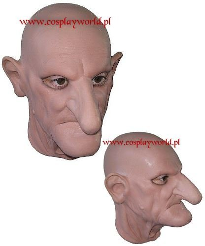 Maska lateksowa - Kinopio