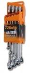 Beta 42/SC9E Zestaw 9 kluczy płasko-oczkowych w etui