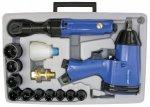ADLER Zestaw-klucz udarowy 354Nm+zapadkowy 61Nm 1/2