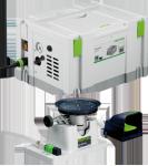 Festool pompa próżniowa i jednostka mocująca VAC SYS Set SE1