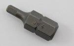 Jonnesway Końcówka ampulowa 4x30mm 6-kątna 10mm D130H40