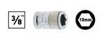 JONNESWAY Adapter Uchwyt 3/8 do bitów 6-kątnych 10mm S44H3210