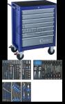 Condor Wózek narzędziowy 7 szuflad + 187 narzędzi