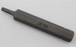 Jonnesway Końcówka TORX T20x75mm 6-kątna 10mm D175T20